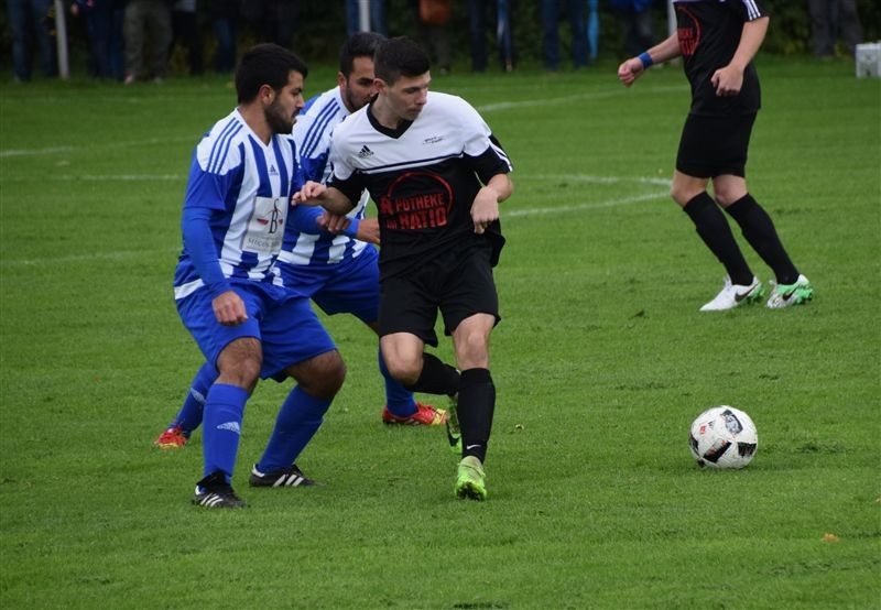 Derbypleite in Rengershausen